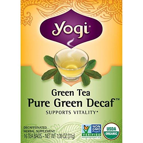 Yogi Tea Simply Decaf Green product image