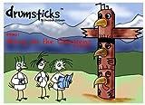 Drumsticks: Bring on the Chickens (Volume) (Volume 1)