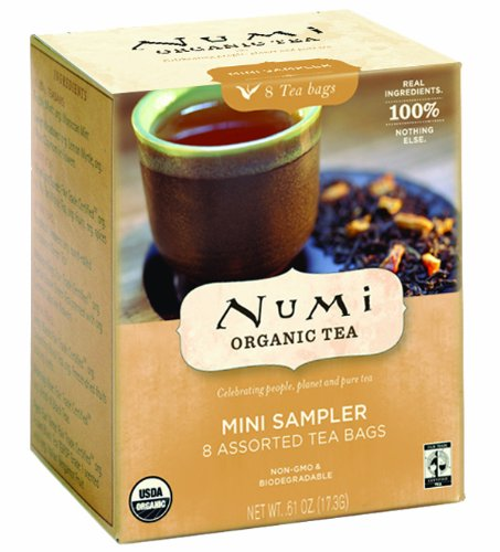 Numi Organic Tea Mini Tea Blends Black product image