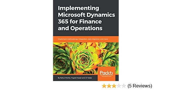 implementing microsoft dynamics 365 for finance and operations free download