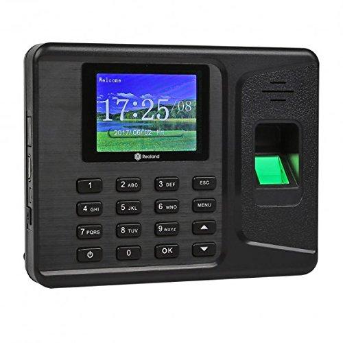 7 opinioni per Anself A-E260- Macchina di presenza biometrica dell'impronta digitale,