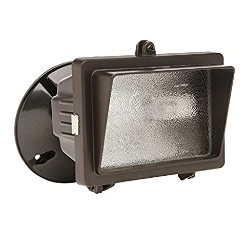 Utilitech 3625 in 1 head halogen bronze switch controlled flood utilitech 3625 in 1 head halogen bronze switch controlled flood light mozeypictures Images