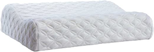"Serenity by Tempur-Pedic Memory Foam Bed Pillow 24/"" x 16/"" x 5/"" Machine Washable"