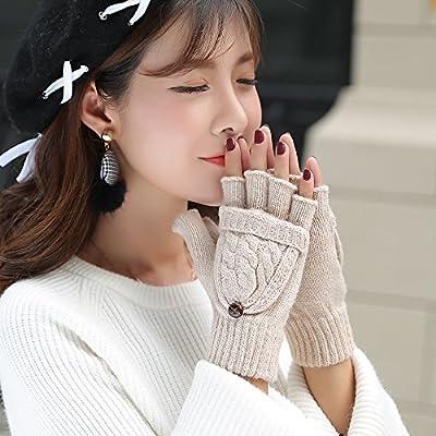 l'épaississement de mélanges de laine et d'épaississement de la moitié doigt un gant