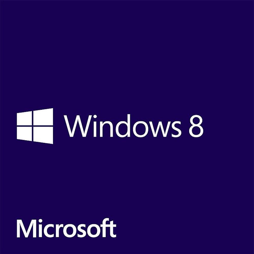 Windows 8 System Builder OEM DVD 64-Bit [Old Packaging]