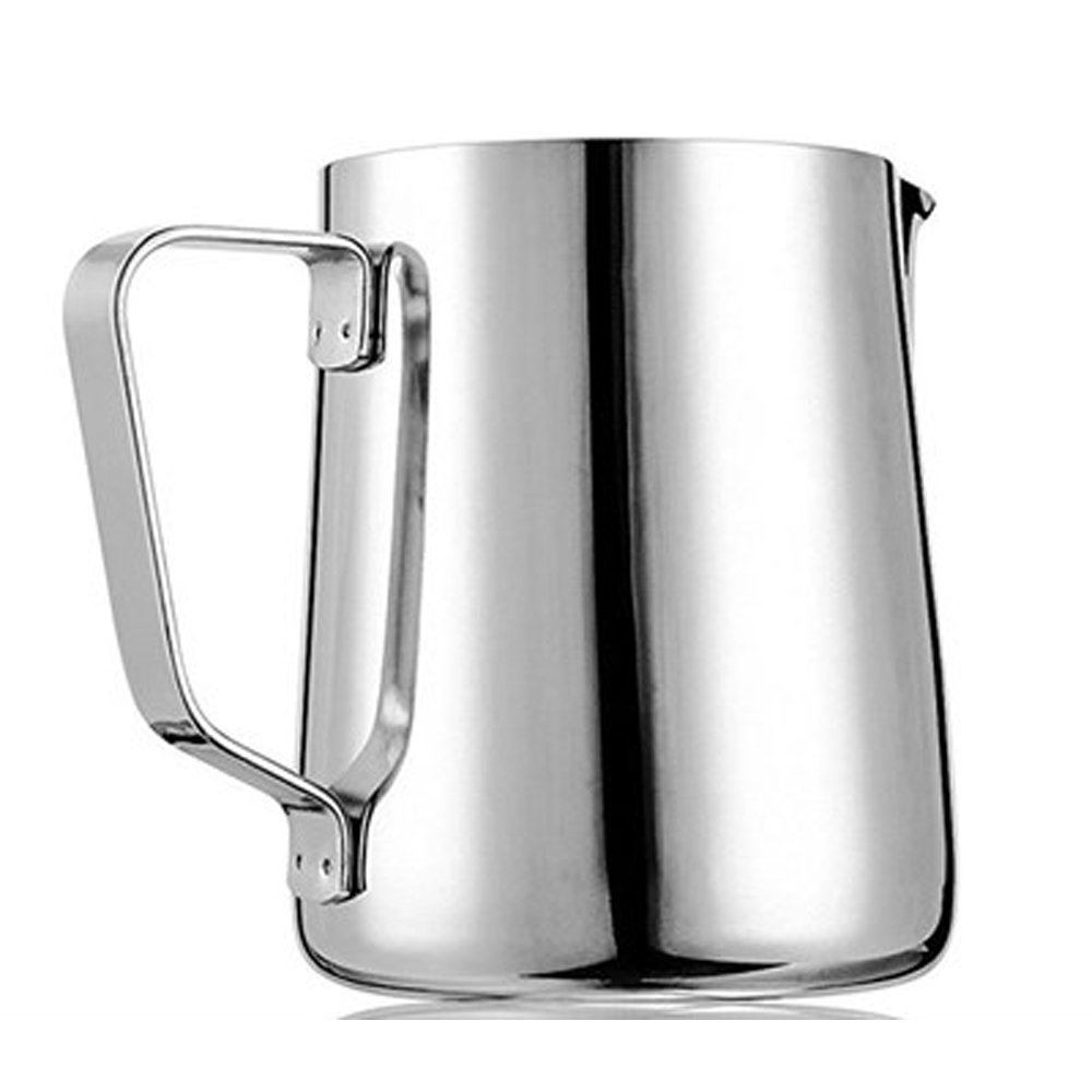 Cuisinart 12-Cup Coffee Maker and Single-Serve Brewer Stainless Steel (SS-15) with Milk Frother - Handheld Electric Foam Maker for Coffee, Latte, Cappuccino & Stainless Steel Milk Frothing Pitcher by Cuisinart (Image #6)