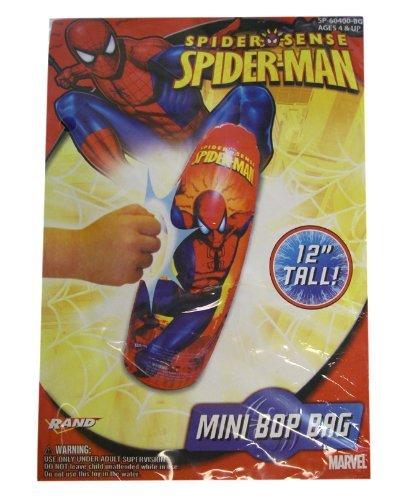 (Spiderman Bop Bag - Spiderman Mini Bop Bag by Rand)