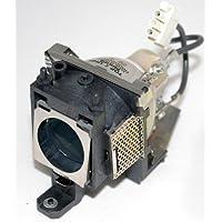 Mogobe OEM Original Projector bulb / lamp with Housing Fit BENQ MP610 MP610-B5A MP620P W100 5J.J1S01.001