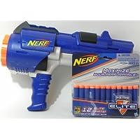 Blue Nerf Dart Tag Gun
