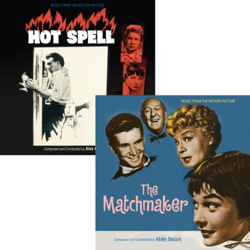 Hot Spell / The Matchmaker - Original Motion Picture Score by Alex North / Adolph Deutsch