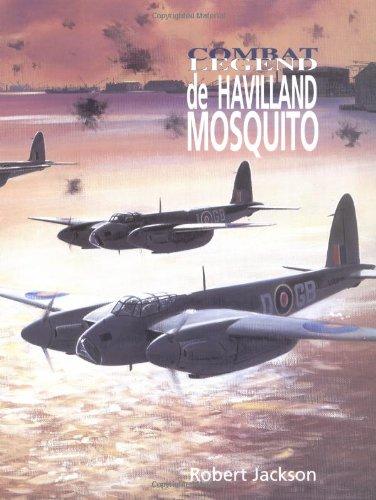 De Havilland Mosquito (Combat Legends)