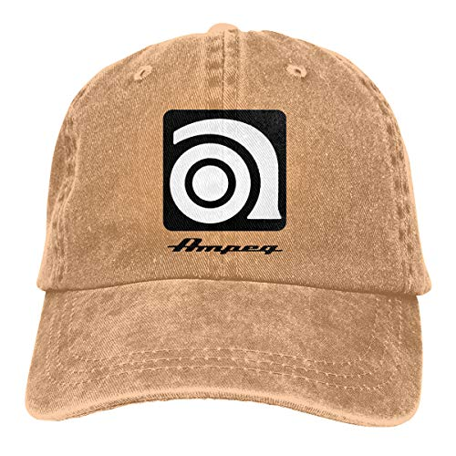 Ampeg Amp Baseball Cap Vintage Dad Hat Adjustable Polo Trucker Unisex Style Headwear
