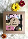 Will You Be My Bridesmaid Gift Box: Bridesmaid Proposal, Will you be my bridesmaid, Bridesmaid gift, Bridesmaid Ask, Mother of the bride