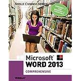 Microsoft® Word 2013: Comprehensive