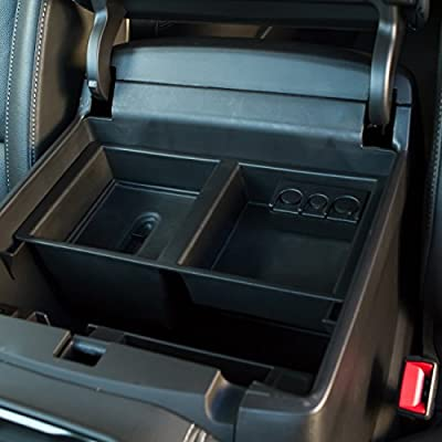 Center Console Insert Organizer Tray for 14-19 Silverado, Tahoe, Suburban, Sierra, Yukon, Escalate - Replaces GM Factory OEM Part 22817343: Automotive