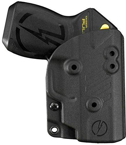 Blade-Tech Accessories/Pulse Owb Holster Kydex Outside-The-Waistband Holster for Taser Pulse, Black, Fits Outside Pant On Belt Loop