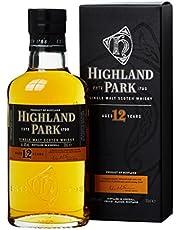 Highland Park 12 Jahre Single Malt Whisky (1 x 0.35 l)