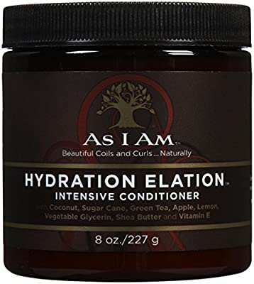 As I Am Hydration Elation Intensive Conditioner, 8 oz