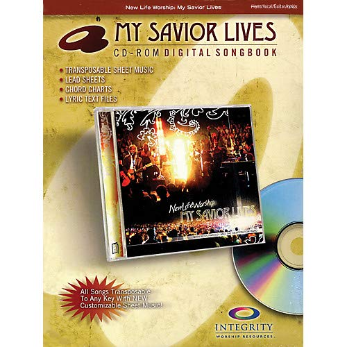 (My Savior Lives (CD-ROM Digital Songbook) Integrity Series CD-ROM Pack of 2)