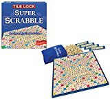 super scrabble game - Tile Lock Super Scrabble