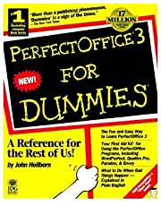Perfectoffice 3 for Dummies