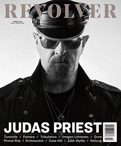 Revolver (Magazine Revolver)