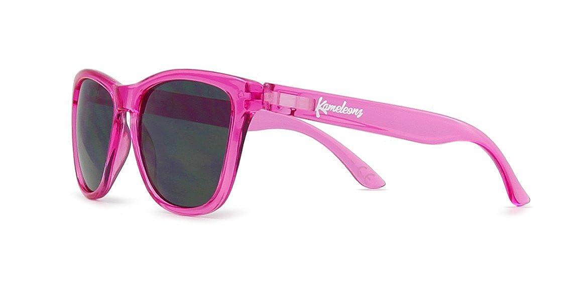 Kameleonz Gafas de sol Unisex Hombre y mujer Wayfarer Proteccion UV400 con patillas intercambiables Gafa personalizada Talla /única Varios modelos
