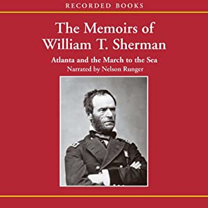 The Memoirs of William T. Sherman Audiobook