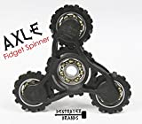 Fidget Spinner- AXLE - by DESTROYER Brands - Fidget Toy, Anxiety Toy, Stress Relief