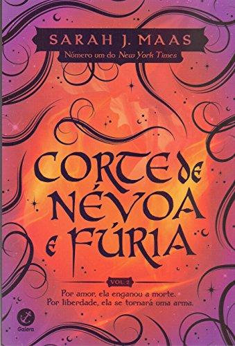 Corte de Névoa e Fúria - Volume 2. Coleção Corte de Espinhos e Rosas