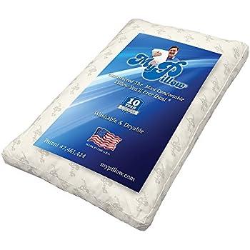 Amazon Com My Pillow Classic Series Std Queen Medium