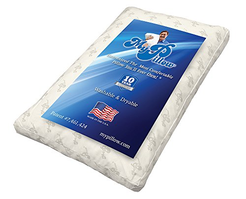 MyPillow Premium Series [Std/Queen, Extra Firm Fill] Available in 4 Loft Levels