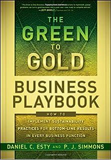 Amazon.com: Green to Gold: How Smart Companies Use Environmental ...