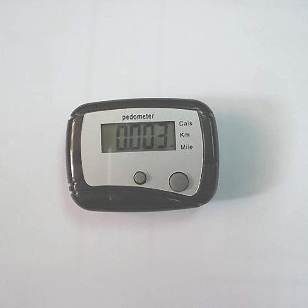 Hongma 1x Schrittz/ähler Pedometer mit Clip f/ür Laufen Joggen Fitness Zuf/ällige Farbe MEHRWEG