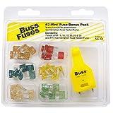 Bussmann NO.43 ATM Mini Blade Fuse Tester/Puller Kit