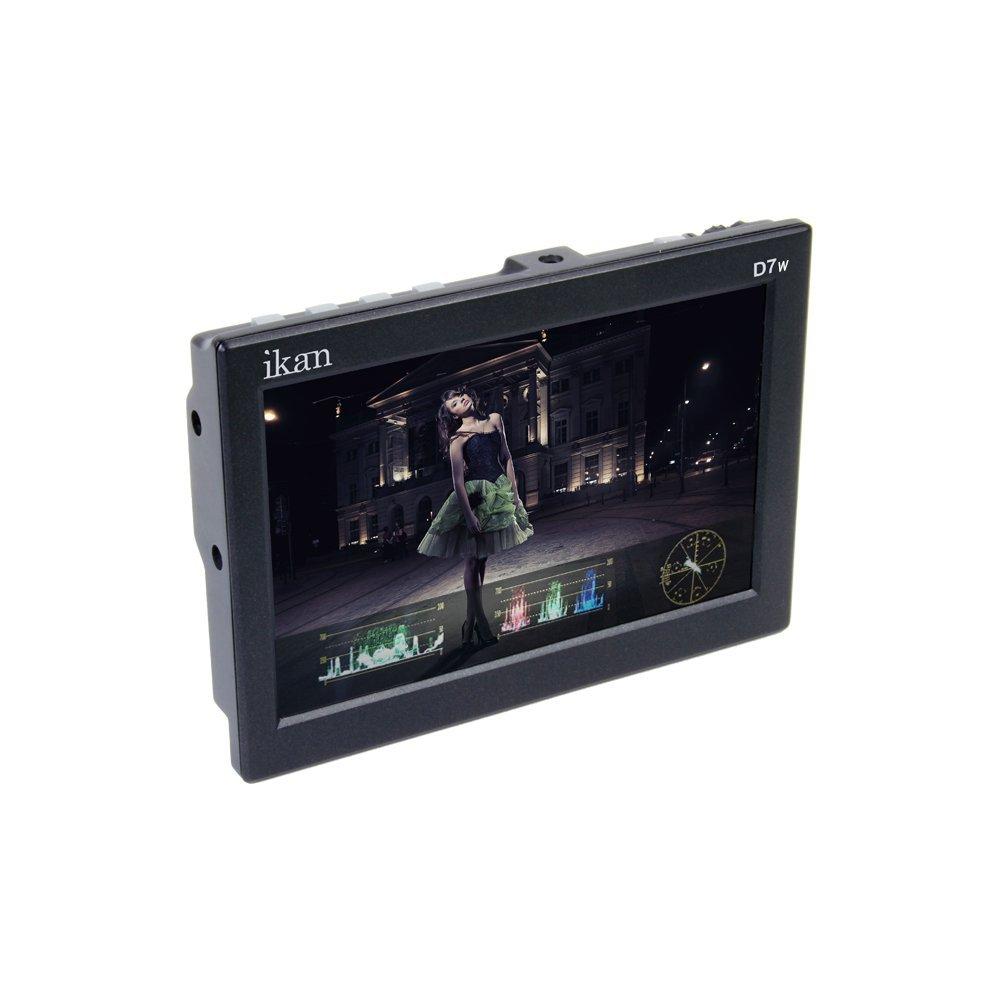 Ikan D7W-S D7W Sony L Battery Plate (Black) (Certified Refurbished)