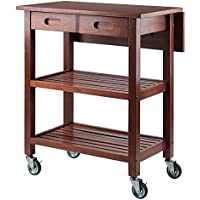 Winsome Wood Jonathan Kitchen Cart