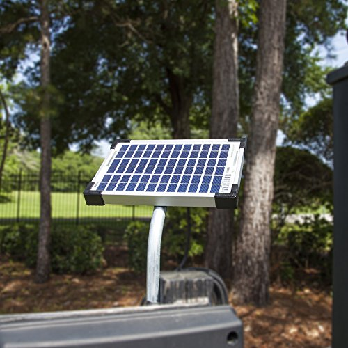 5 Watt Solar Panel Kit (FM121) for Mighty Mule Automatic Gate Openers by Mighty Mule (Image #3)