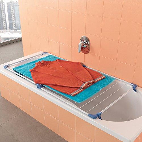 Metaltex Cervino Plus Stendibiancheria per vasca da bagno: Amazon ...