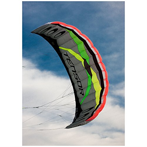 - Prism Tensor 5.0 Convertible Dual/Quad-line Power Kite