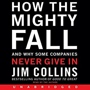 How the Mighty Fall Audiobook