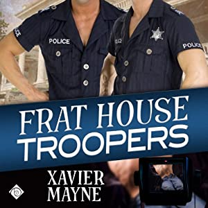 Frat House Troopers Audiobook