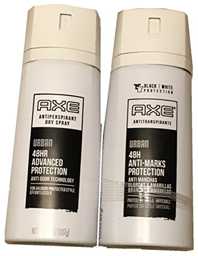 Antiperspirant Spray Urban 3 80 Pack product image