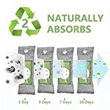 16 Pack Bamboo Charcoal Air Purifying