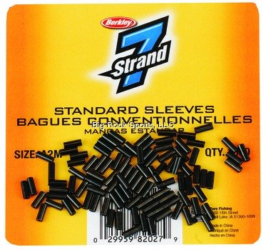 UPC 029959820149, Berkley 7Strand Standard Sleeves