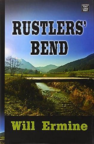 book cover of Rustler\'s Bend
