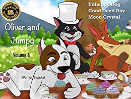 Oliver and Jumpy, Volume 4 by [Stejskal, Werner]
