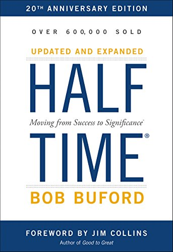Pdf Bibles Halftime: Moving from Success to Significance