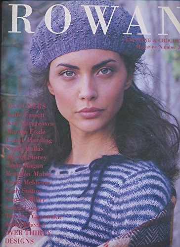(Rowan Knitting & Crochet Magazine Number 36 - Autumn/ Winter )