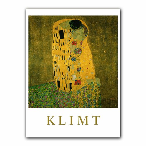 Gustav Klimt: Notecard Boxes -- a stationery flip-top box filled with 20 Notecards perfect for Greetings, Birthdays or Invitations